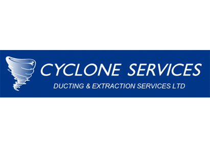 Cyclone Services Website Design