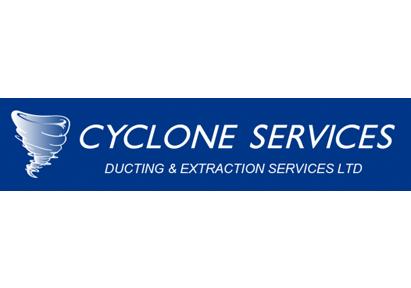 Cyclone Services Website Design