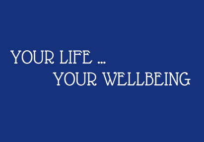 Your Life Your Wellbeing Website Design